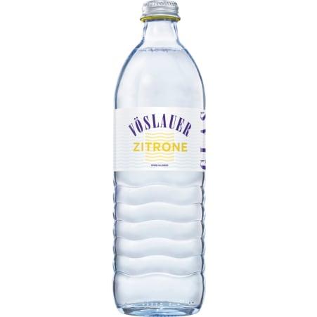 Vöslauer Zitrone Kiste 8x 0,5 Liter Glas