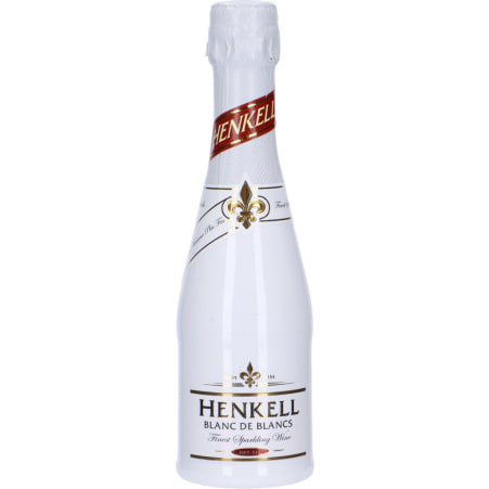 HENKELL Sekt Blanc de Blancs 0,2 Liter