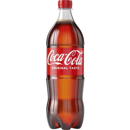 Coca-Cola Tray 4x 1,0 Liter