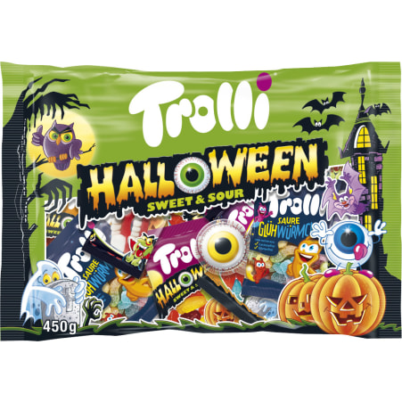 Trolli Halloween Sweet & Sour