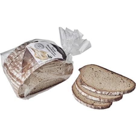 Alpenbäckerei Steinofenbrot geschnitten