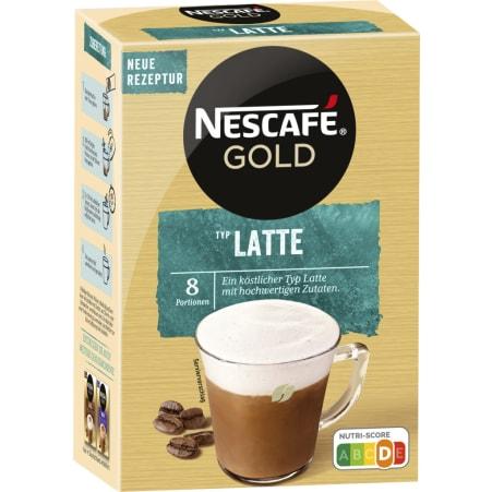 NESCAFE Gold Latte Macchiato