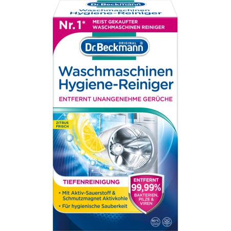 Dr.Beckmann Waschmaschinen Hygiene-Reiniger