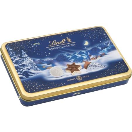 Lindt&Sprüngli Weihnachtszauber Metalldose