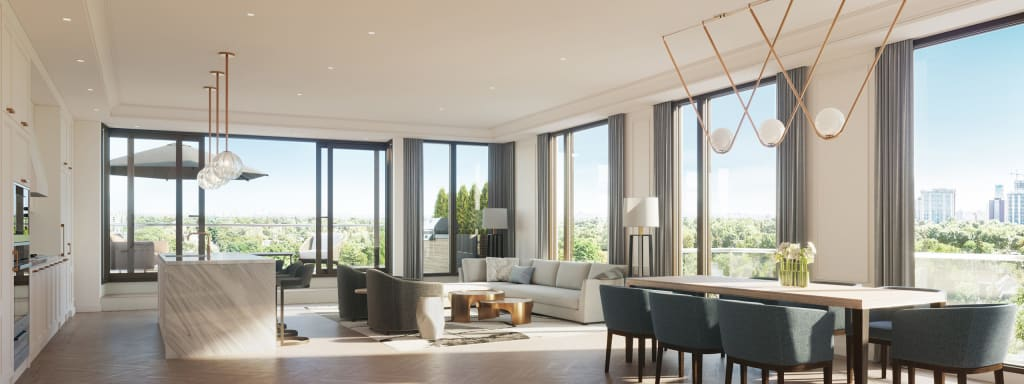 Contemporary Condos Made With Downsizers In Mind