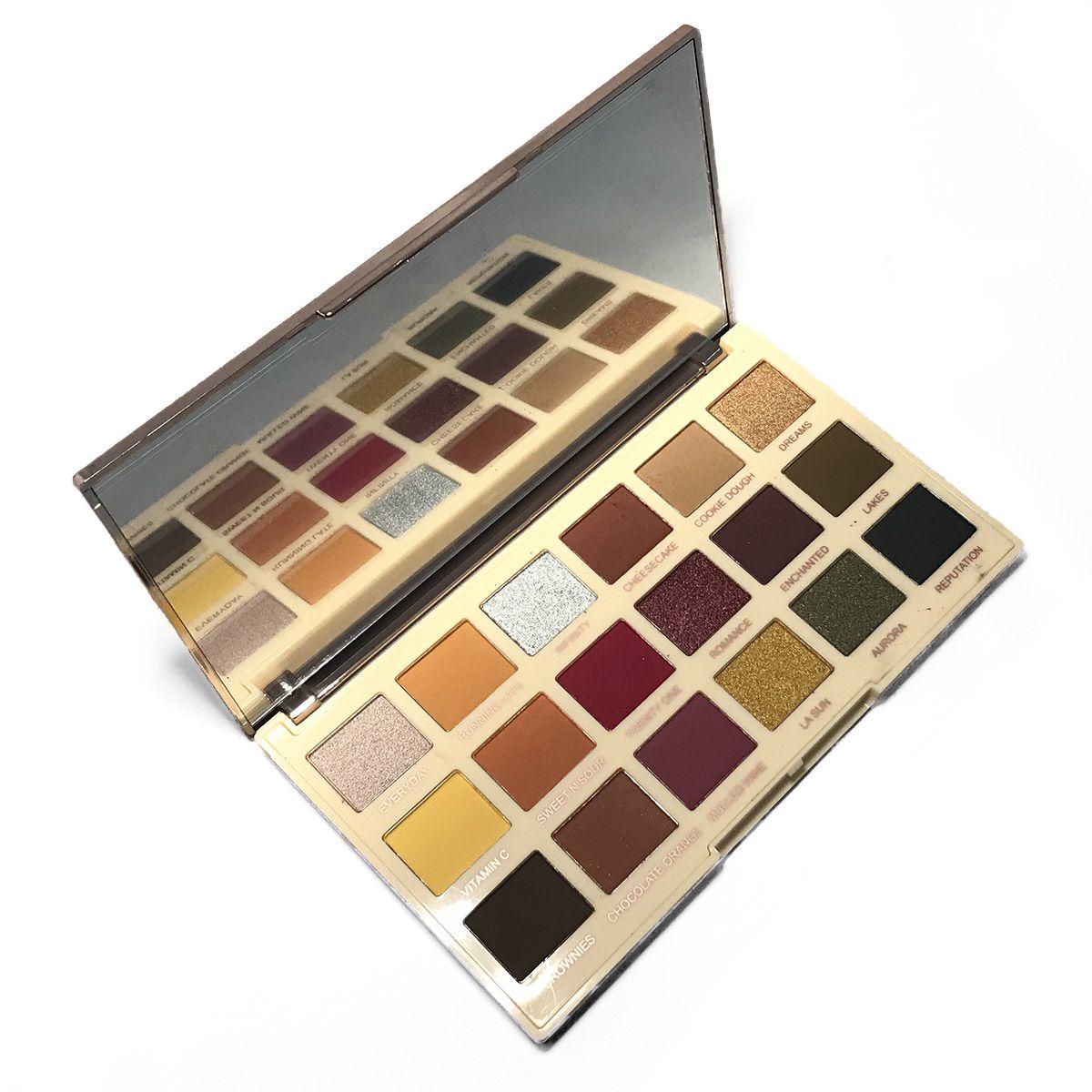 Makeup Revolution X Soph Extra Spice Ultra / Soph Highlighter Palette Eyeshadow