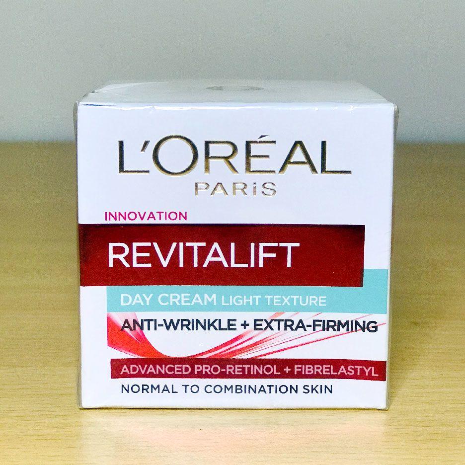 Loreal Paris Innovation Revitalift Day Cream Light Texture 50ml