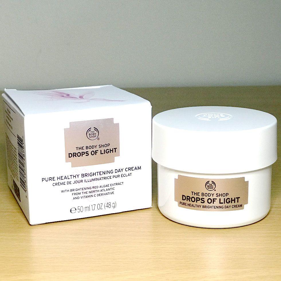 The Body Shop Drops of Light Brightening Day Cream 50 ml