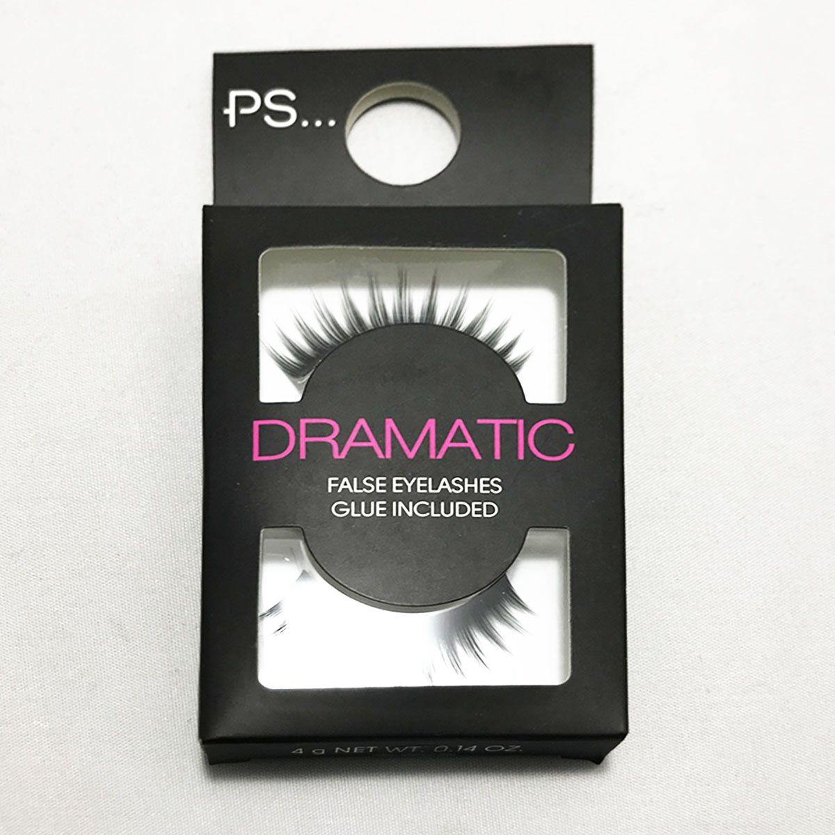 Primark Dramatic False Eyelashes Glue Included