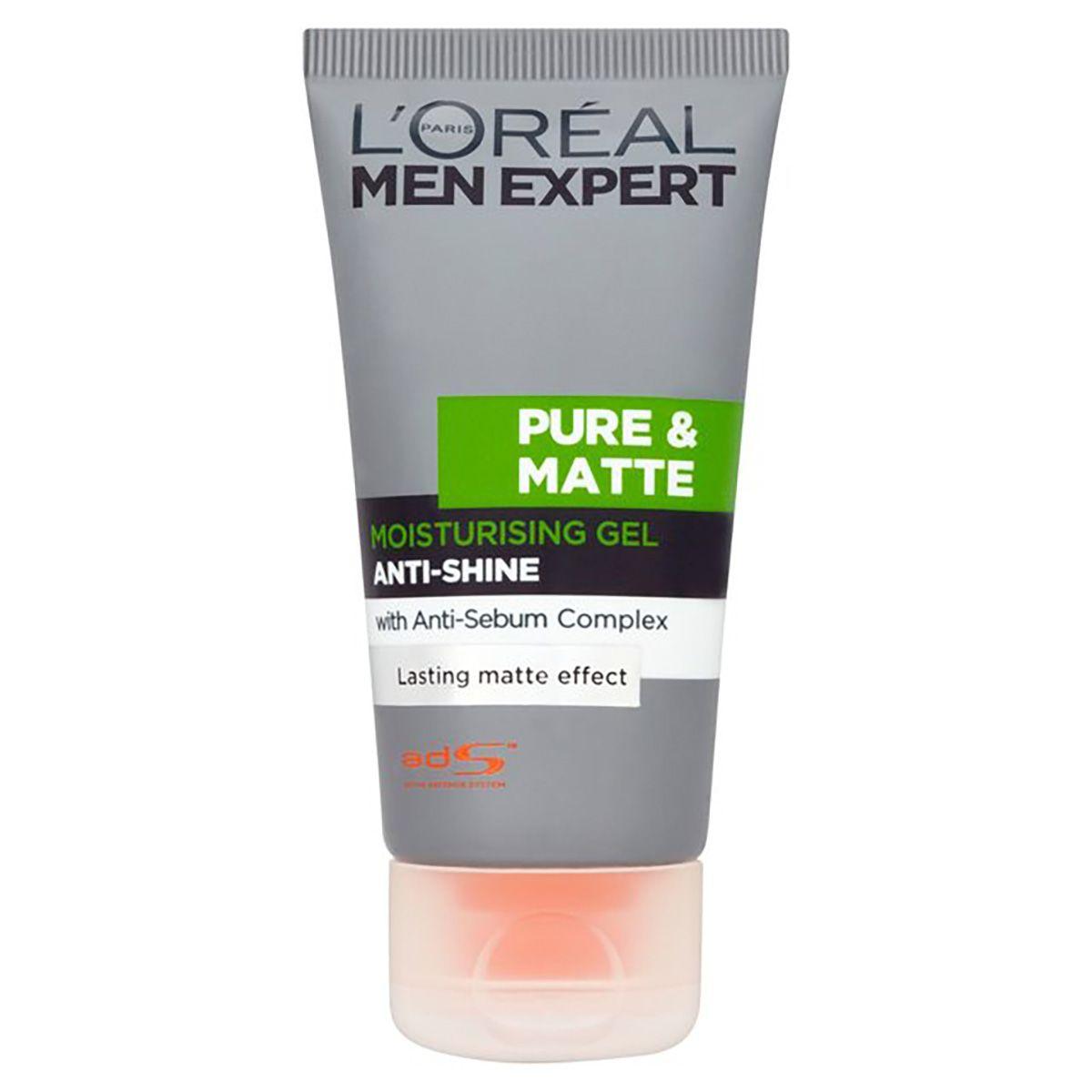 Loreal Paris Expert Pure And Matte Anti-shine Gel Moisturiser 50 ml