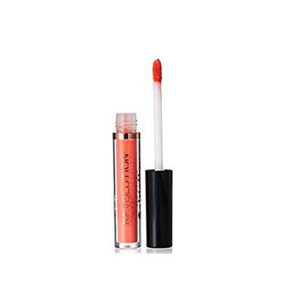 Makeup Revolution Salvation Velvet Lip Lacquer Keep Flying for You