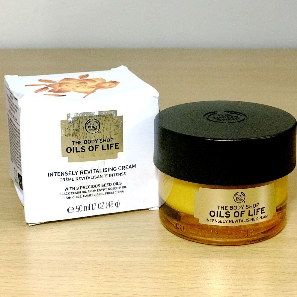 The Body Shop Oils of Life Intensely Revitalising Cream 50 ml