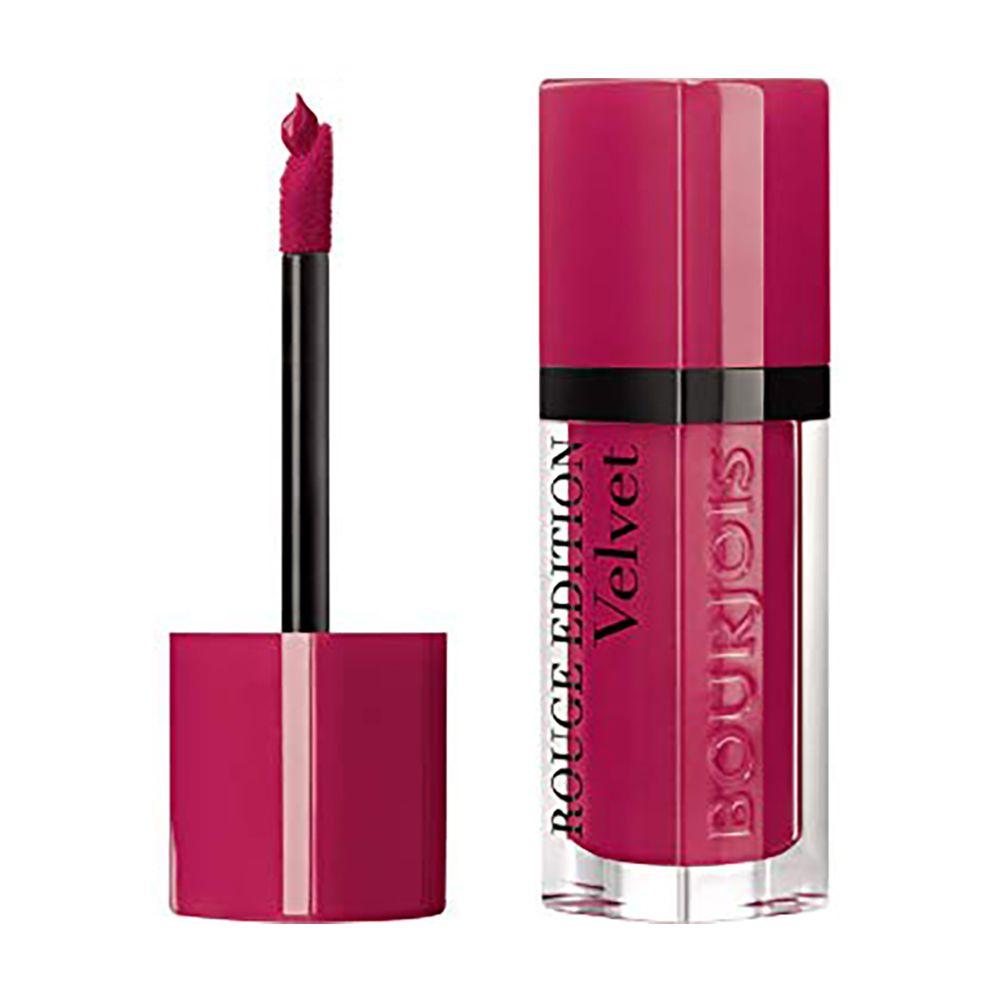 Bourjois Paris Rouge Edition Velvet Lipstick