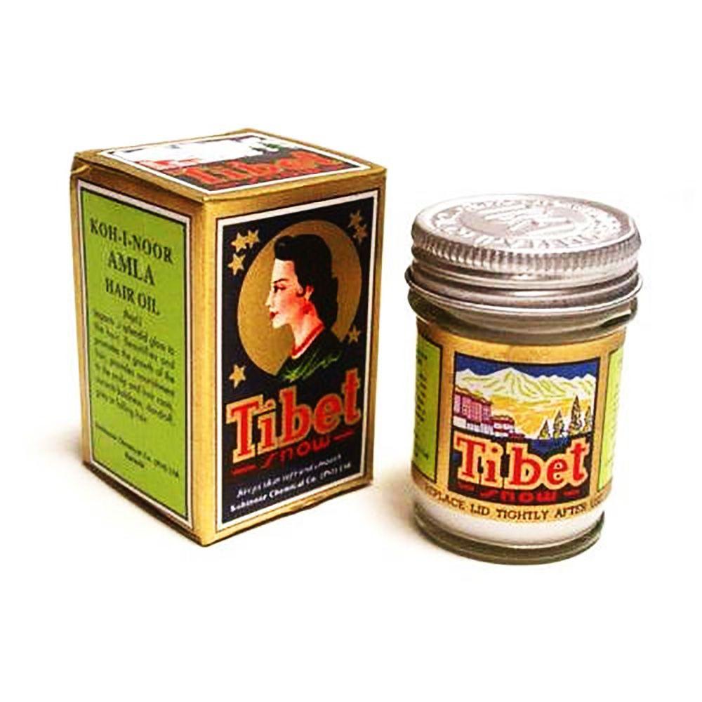 Tibet Snow White Face Cream Jar  50g