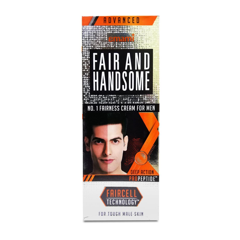 Emami Advanced Fair and Handsome Fairness Cream for Men 60g