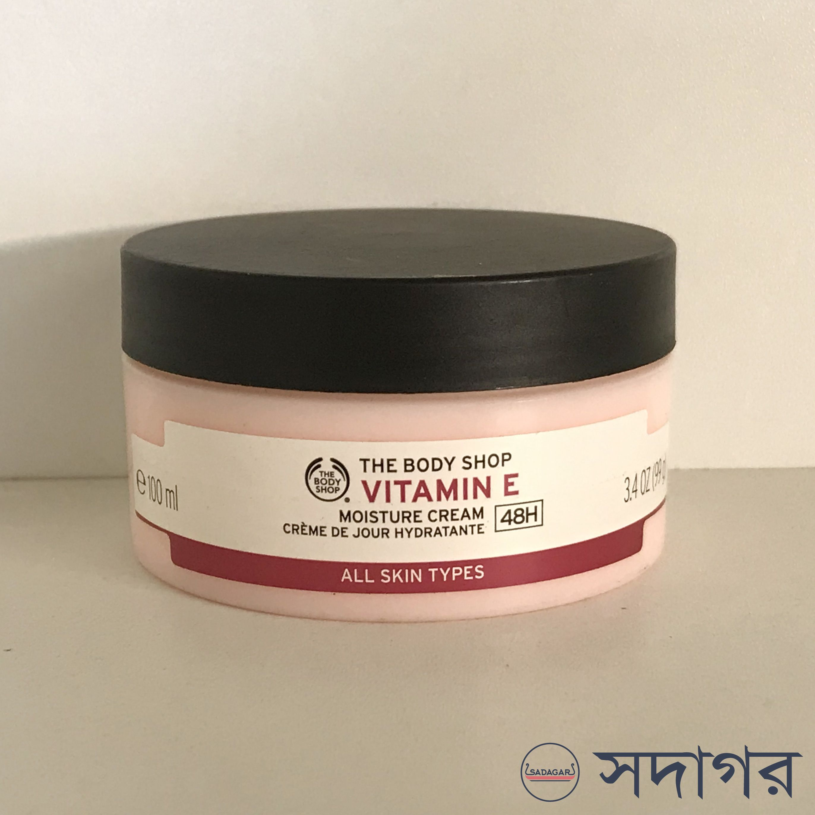 The Body Shop Vitamin E Moisture Cream  50 ml / 100ml