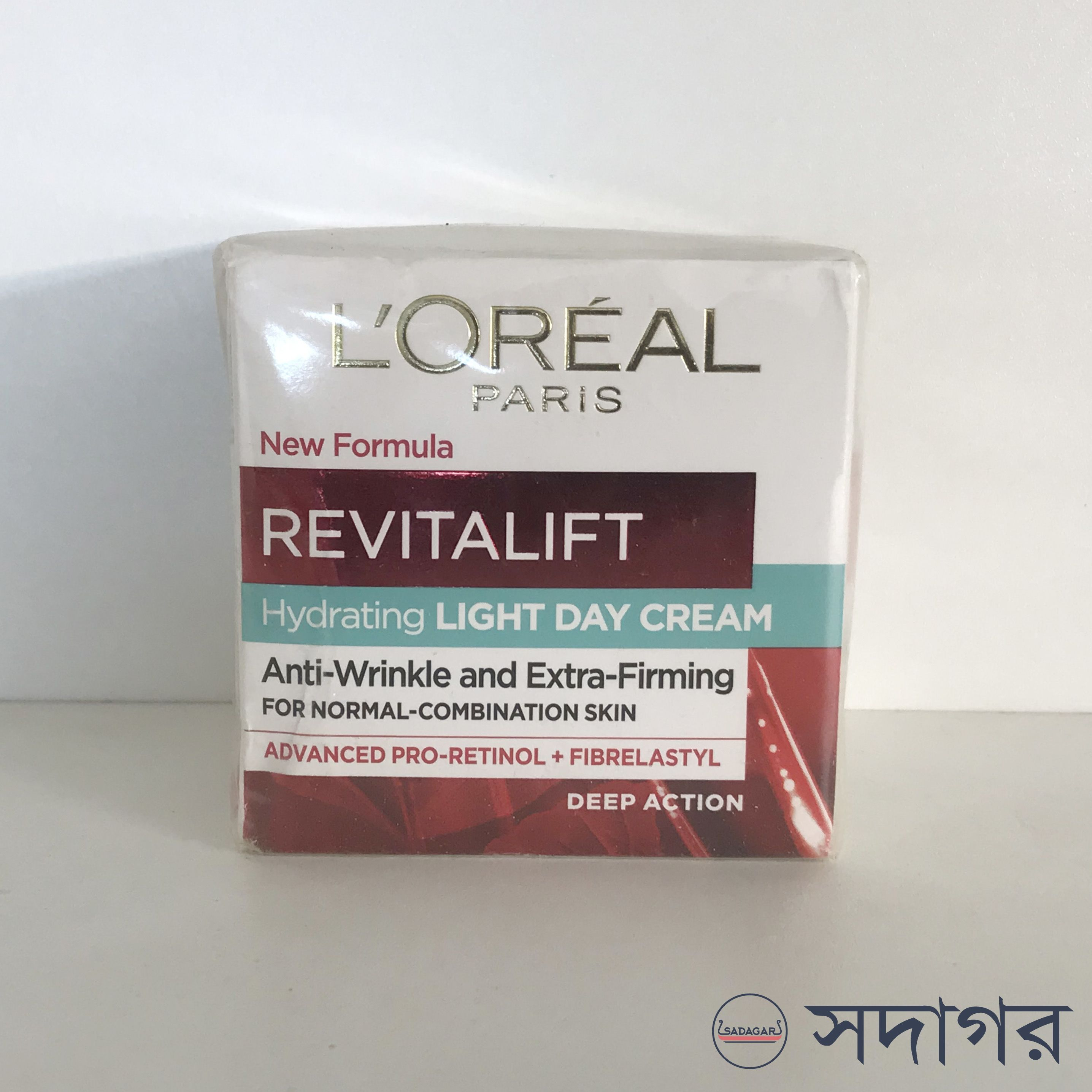 Loreal Paris New Formula Revitalift Hydrating Light Day Cream 50ml