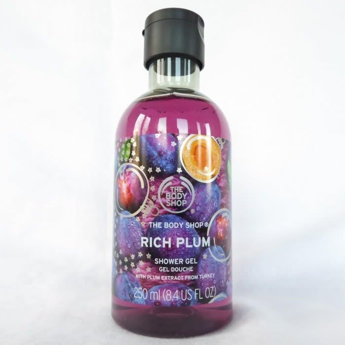 The Body Shop Rich Plum Shower Gel 250ml