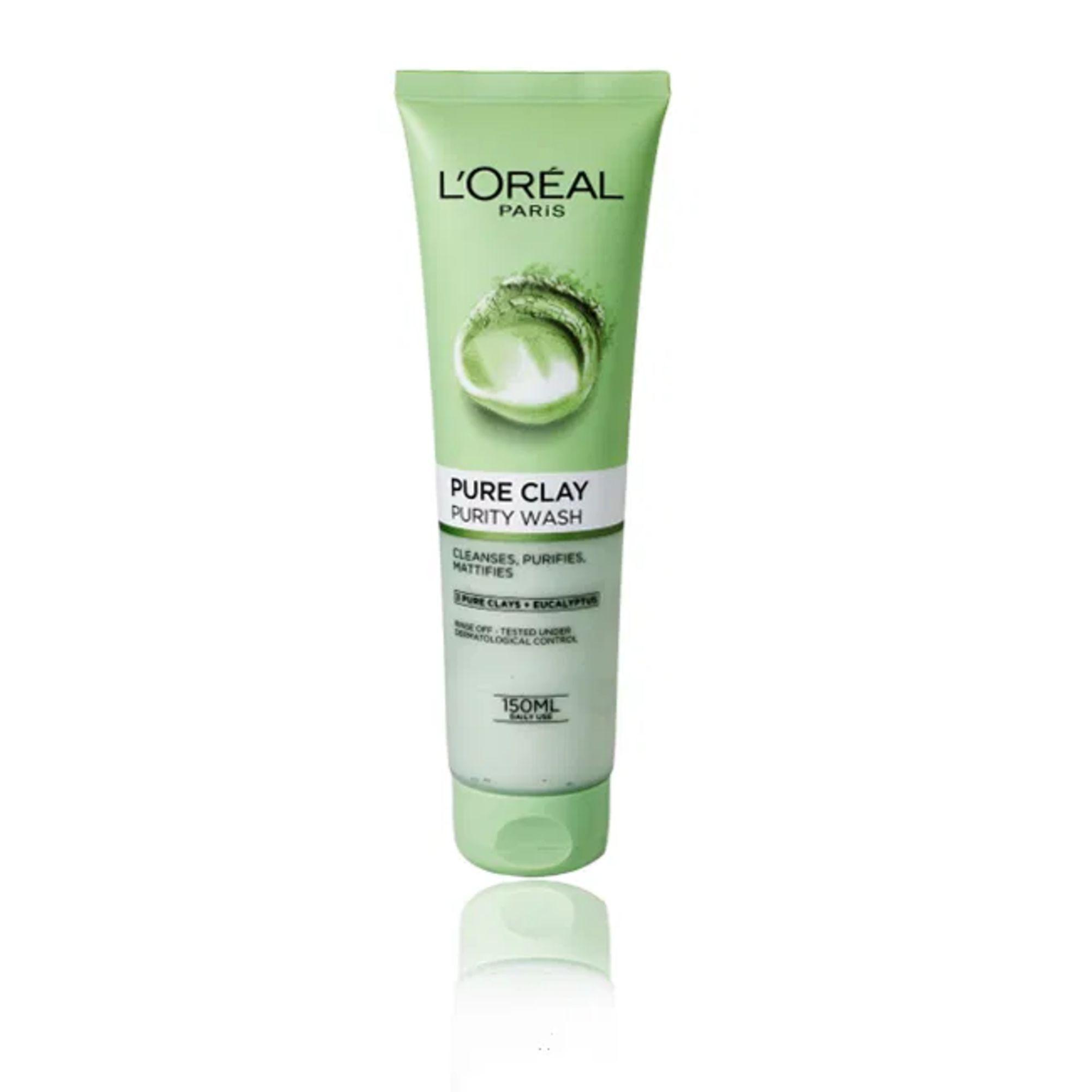 Loreal Pure Clay Purity Wash 150ml