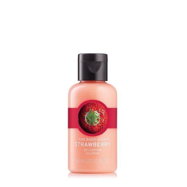 The Body Shop Strawberry Gel Lotion 60ml