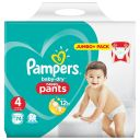 Pampers Baby-Dry Pants Nappy Pants Diaper - Size 4 - 40 pcs/ Jumbo 74 pcs
