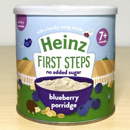 Heinz First Steps Creamy Fruit & Yogurt Porridge