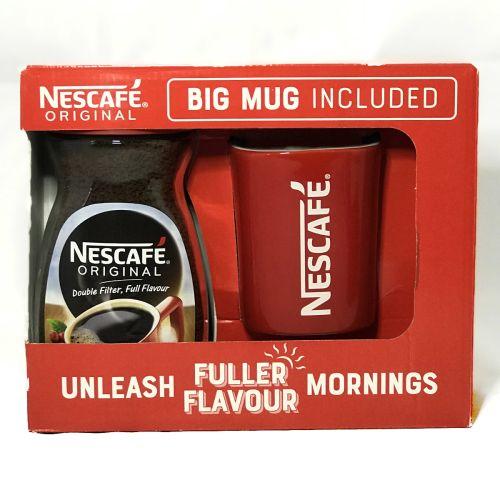 Nescafe Original with Free Mug