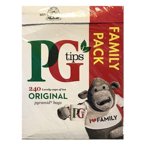PG Tips Tea Bags Original Family Pack