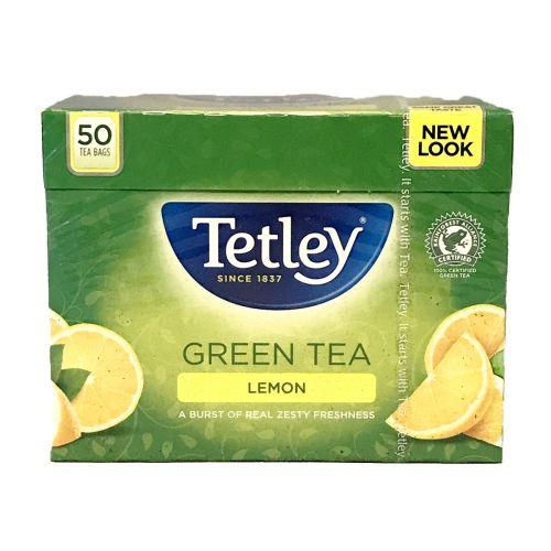 Tetley Green Lemon Tea