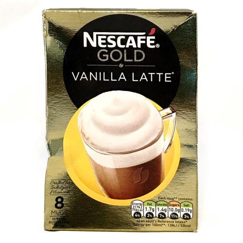 NESCAFÉ Gold Latte Vanilla Coffee