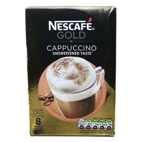 NESCAFÉ Gold Cappuccino Unsweetened Taste Coffee