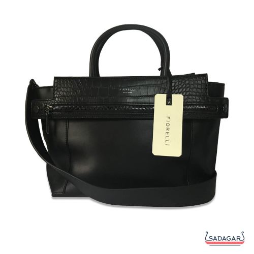 Fiorelli Structured Tote Hand Bag with Shoulder Strap