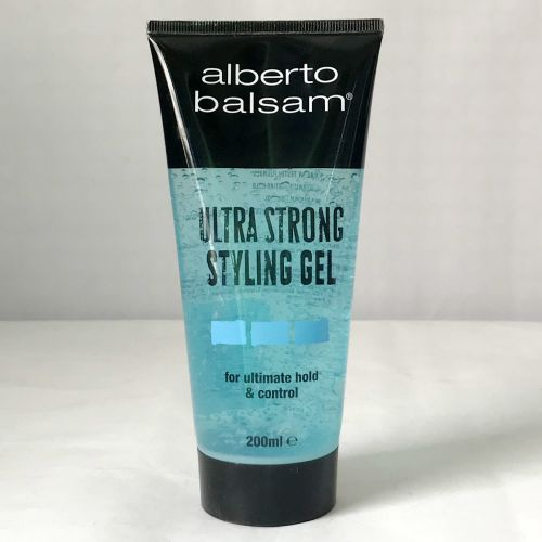 Alberto Balsam Ultra Strong Styling Gel