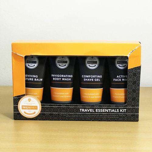 Nspa men Travel Essentials Kit Gift Box