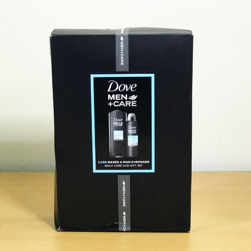 Dove Men Care and Daily Care Duo Gift Set