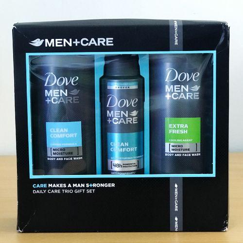 Dove Men care Daily Xare Trio Gift Set
