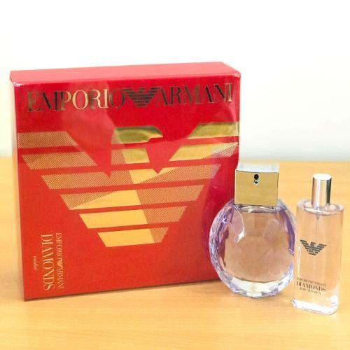 Emporio Armani Diamonds Violet Eau de Parfum Spray Gift Set