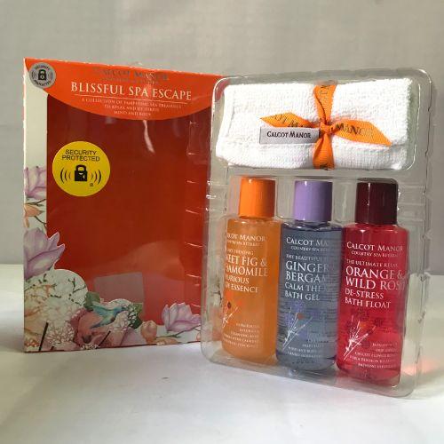 Calcot Manor Blissful Spa Escape Gift Set