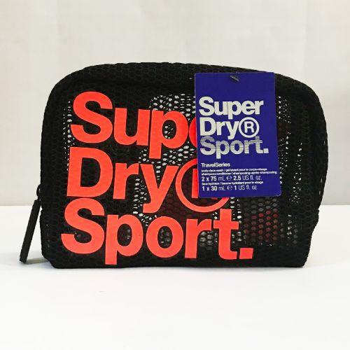 Super Dry Sport Travel Series Gift Set