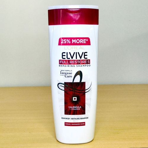 Loreal Paris Elvive Full Restore 5 Repairing Shampoo 500 ml