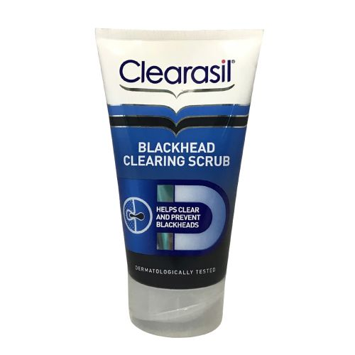 Clearasil Blackhead Clearing Scrub 150ml
