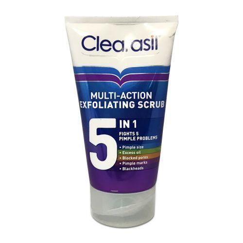 Clearasil Multi-Action Exfoliating Scrub