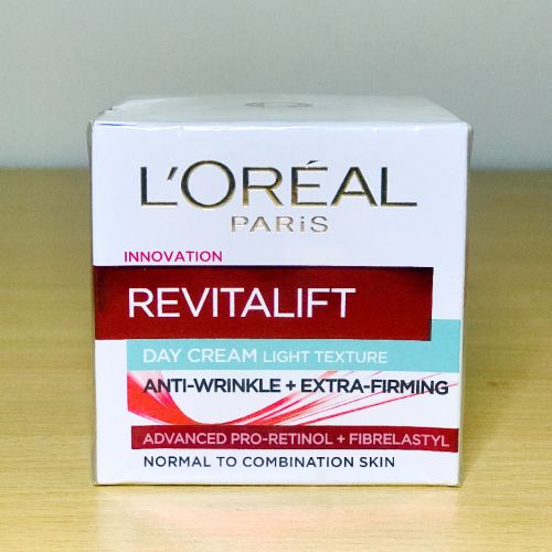 Loreal Paris Innovation Revitalift Day Cream Light Texture 50ml