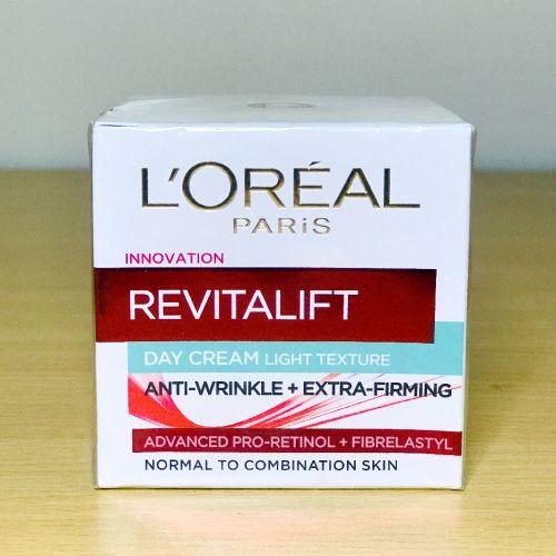 L'Oreal Paris Revitalift Day Cream Light Texture