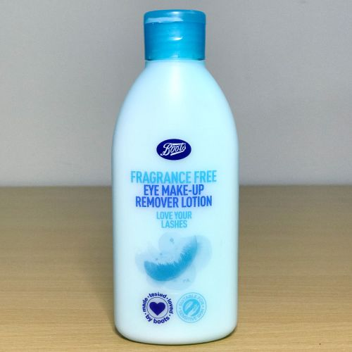 Boots Fregnence Free Eye Make-up Remover Lotion 150ml