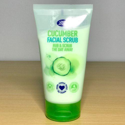 Boots Cucumber Facial Wash