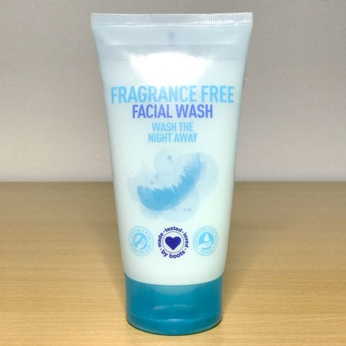 Boots Fragrance-free Facial Wash