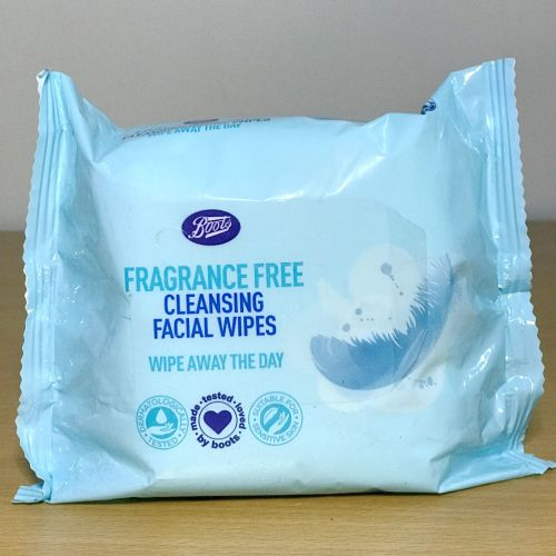 Boots Fragrance Free Hypoallergenic / Cucumber / Moisturising Cleansing Wipes