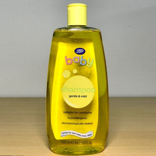 Boots Baby Shampoo Gentle & Mild