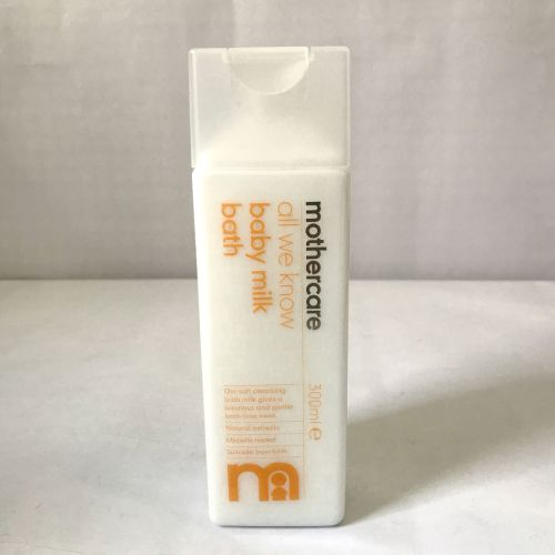 Mothercare All We Know Baby Milk Bath 300ml
